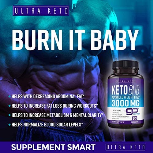 Best Keto Diet Pills - Utilize Fat for Energy with Ketosis - Boost Energy & Focus, Manage Cravings, Support Metabolism - Keto BHB Supplement for Women and Men - 30 Day Supply 5