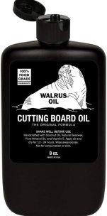 WALRUS OIL - Cutting Board Oil and Wood Butcher Block Oil
