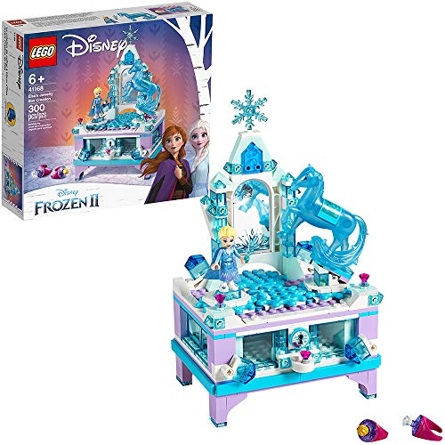 LEGO Disney Frozen II Elsa's Jewelry Box Creation 41168