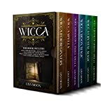 Wicca: This Book Includes: Wicca for Beginners, Wicca Spells, Wicca Book of Candle Spells, Wicca Moon Magic, Wicca Crystal Magic, Wicca Book of Herbal Spells