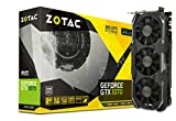 ZOTAC GeForce GTX 1070 AMP! Extreme, ZT-P10700B-10P, 8GB GDDR5 IceStorm Cooling, VR Ready Gaming Graphics Card