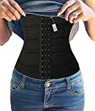 Product review for Gotoly Fitness Quick Weight Loss Heat Retention Waist Trainer Corset Slim Belt