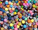 Rhode Island Novelty Assorted Premium Bouncy Balls 27mm (500 Count)
