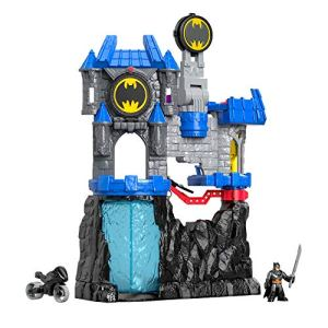 Fisher-Price Imaginext DC Super Friends, Wayne Manor Batcave 51bEgBUZx0L