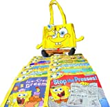 Spongebob Squarepants Collection 12 Books In A Bag