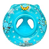 IYOWEL Baby Kids Toddler Inflatable Swimming Swim Ring Float Seat Boat Pool Bath Safety
