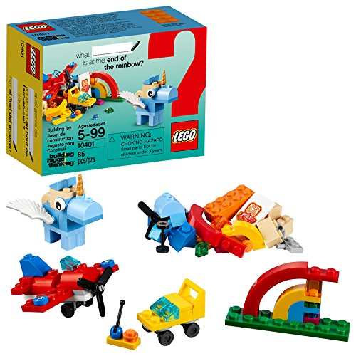LEGO Classic Classic Rainbow Fun 10401 Building Kit