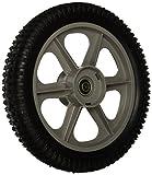MaxPower 335112 Plastic Spoked Wheel, 12' X 2'