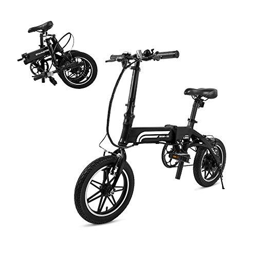 SWAGTRON Swagcycle Folding Ebike