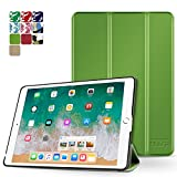 TNP iPad Pro 9.7 Case - Slim Lightweight Shell Smart Cover Stand, Hard Back Protection with Auto Sleep Wake for Apple iPad Pro 9.7' Inch 2016 Release (Green)