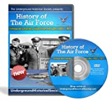 Air Force History DVD - Original & Official USAF Historical Footage Just Released from Military Archives & Made Available to Veterans & Civilians