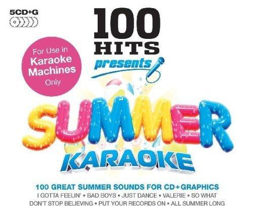 100 Hits Presents - Summer Karaoke - Various Artists by Various Artists (2010-07-12)