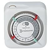 Intermatic TN311K 15-Amp Heavy Duty Lamp and Appliance Timer
