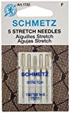 Schmetz 1722 Stretch Needles, 130/705 H-S 75/11, 5 per pack
