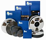 RMG/EMTEC Studio Mastering Tape 911 Series 1/4 –Inch x 1200 Feet 7 - Inch