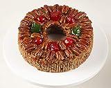 DeLuxe Fruitcake 1 lb. 14 oz. Collin Street Bakery