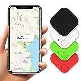 Key Finder Generation II (4 Pack), Item Finder, Phone Finder, Bluetooth Tracker