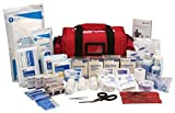 Pac-Kit by First Aid Only First Responder Emergency First Aid Kit, 159-Piece Bags