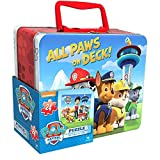 Paw Patrol Lunch Box with Bonus Puzzle