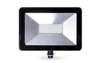 Solla 60W LED Flood Light Outdoor Security Lights, 4500 LM, Daylight White (5500-6500K), 288LEDs, Super Bright Floodlight Waterproof Landscape Wall Lights Outdoor Spotlight