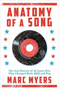 Anatomy of a Song by Marc Myers book cover