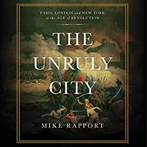 The Unruly City Audiobook