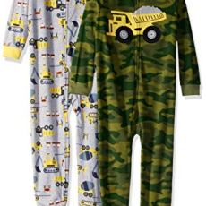 Carter's Boys' 2-Pack Fleece Pajamas