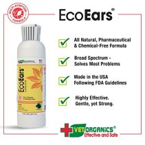 EcoEars-Natural-Dog-Ear-Cleaner-Infection-Formula-For-Itch-Head-Shaking-Discharge-Smell-Multi-Symptom-Ear-Treatment-Cleans-Away-Most-Dog-Ear-ProblemsNo-Chemicals-or-Drugs-100-Guaranteed