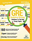 GRE Analytical Writing: Solutions to the Real...