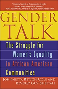 Image result for gender talk the struggle for women's equality in african american communities