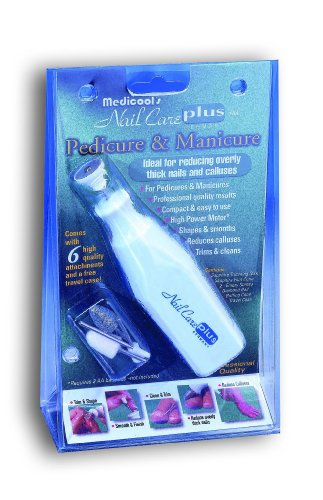 Nail Care Plus Personal Manicure/Pedicure Set