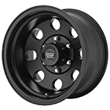 American Racing Custom Wheels AR172 Baja Satin Black Wheel (16x8