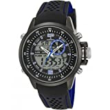 RADIANT watch NICKEL FREE RA400603 Man Black Silicone Chronograph