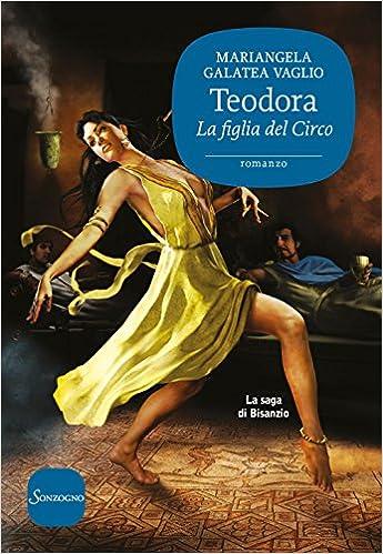 Teodora, La figlia del circo Book Cover