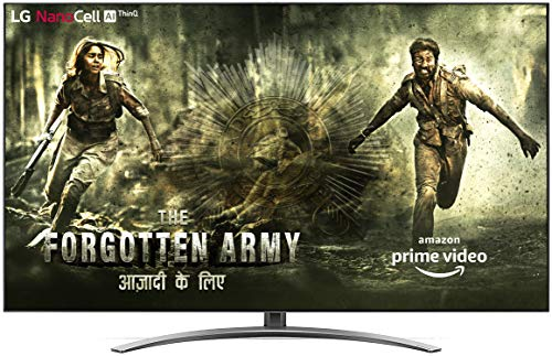 LG 189 cm (75 inches) 4K Ultra HD Smart NanoCell TV 75SM9400PTA (Ceramic BK + Dark Steel Silver) (2019 Model) 9