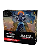 WizKids D&D Icons of The Realms: Waterdeep Dragon Heist City of The Dead Premium Set