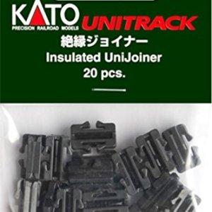 Kato 24-816 HO/N Insulated Unijoiner Pack of 20 51c3NeksKlL