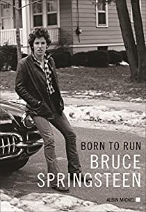 Born to run Couverture du livre