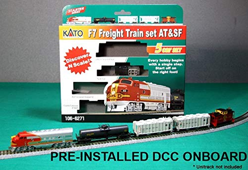 N-F7-Freight-Train-Set-atSF-Warbonnet-wReady-to-Run-DCC