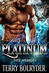 A dragon as a fake husband? Tempting.Sever, the Platinum dragon, stood by as his friends found mates, thinking he couldn't have one of his own. But when a woman writes Date-A-Dragon asking for help with a unique situation, Sever feels something awak...