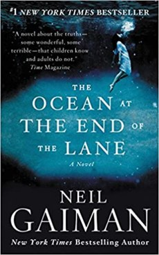 Image result for the ocean at the end of the lane
