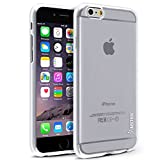 Insten [Slimfit] Case Compatible with iPhone 6/ 6S Case, Transparent TPU Case Skin Cover [Anti-Shock Protection] Compatible with Apple iPhone 6/ 6S (4.7'), Clear