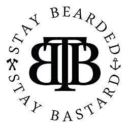 Opium Den Mustache Wax by The Bearded Bastard | Strong Hold Mustache Wax - Men's Grooming Natural Mustache Wax with Beeswax & Jojoba Oil - Men's Care Great Smelling Facial Hair Products  Image 3