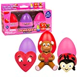 Valentine's Day Super Huge Grow Eggs - Hatch Your Own Pets - Gift For Kids, Mom, or Loved Ones