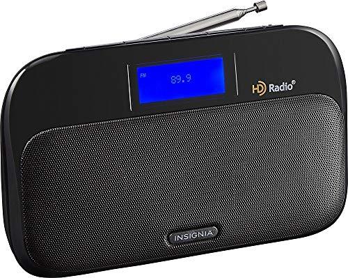 Insignia NS-HDRAD2 Tabletop HD Radio
