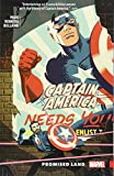 Captain America by Mark Waid: Promised Land (Captain America by Mark Waid (2017))