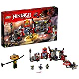 LEGO NINJAGO S.O.G. Headquarters 70640 Building  Kit (530 Piece)
