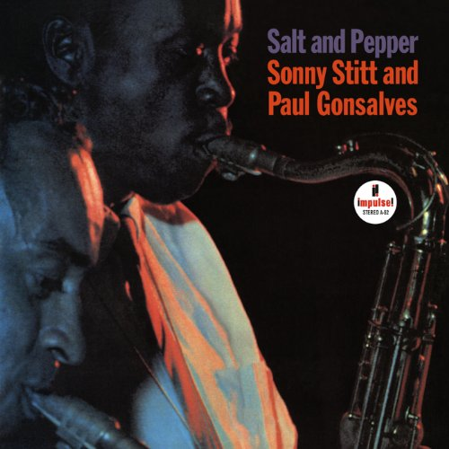 Salt & Pepper : Sonny Stitt, Paul Gonsalves: Amazon.fr: Musique