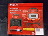 Snap-On LED Worklight 25 Wattage=2000 Lumens, Awesome Worklight, Part #922261