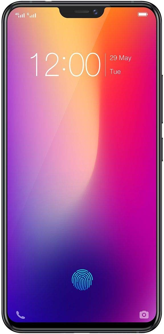 Vivo X21 (Black, 6GB RAM, 128GB Storage) with Offers